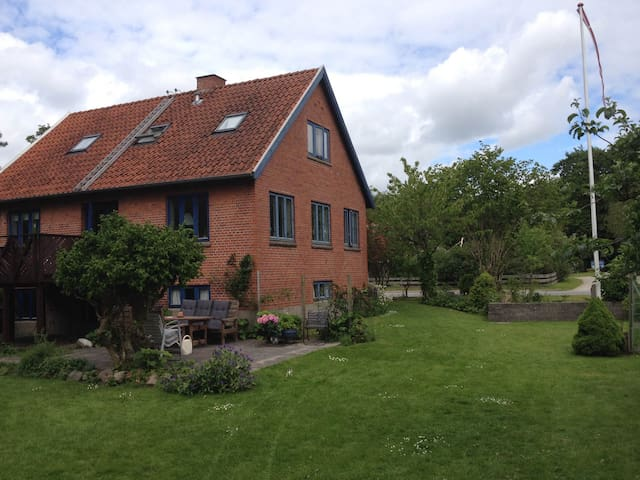 Family house in beautiful Sorø on Zealand - Sorø - Maison