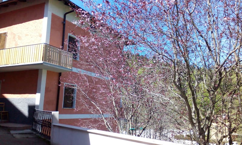 Casa vicina al Lago di Lavarone - Lavarone  Chiesa - Hus
