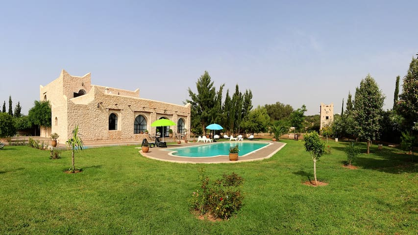 Riad Gantra - Bouzama - Casa