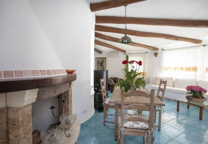 Villa Bilitis con 3 camere e 2 bagni