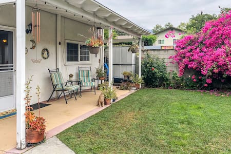 1 Bedroom Guest House in the San Gabriel Foothills