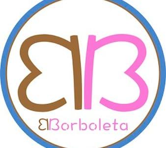 Borboleta Hospedagem - Itatiaia - Butikový hotel