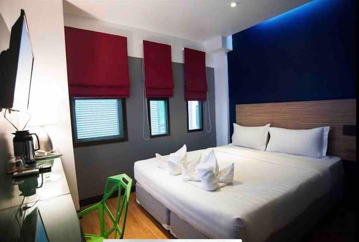 Cloud 9 Lodge Hotel -  Double bed