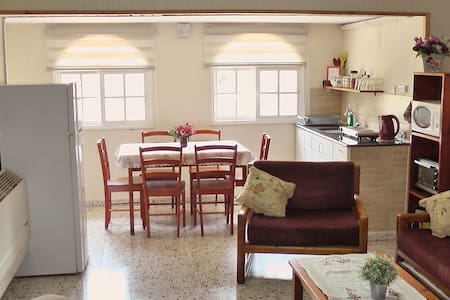 Jordan Valley vacation apartment  - Menahemia - บ้าน