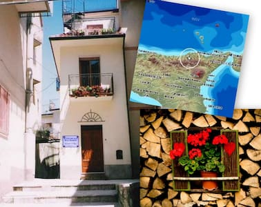 Sicily, pleasant b & b, hill / sea - Galati Mamertino - Bed & Breakfast