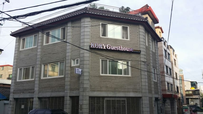 Kory Guesthouse domitory 2 - Dongdaemun-gu - House