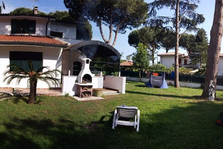 Villa near to the beach - Sperlonga