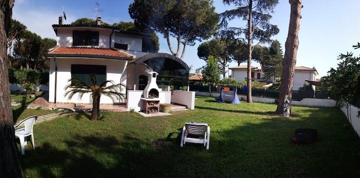 Villa Gioia - near the beach