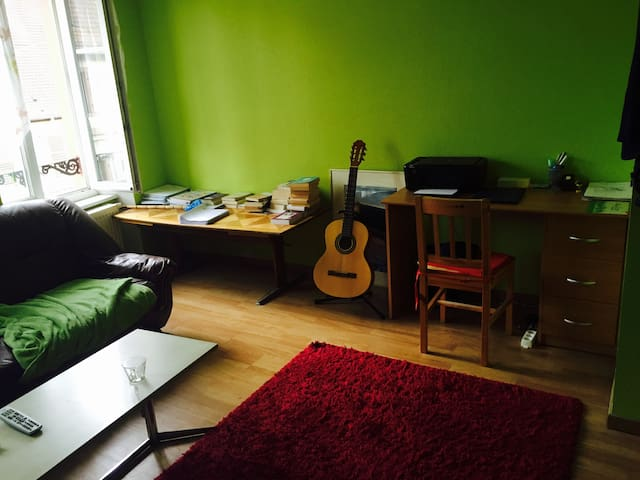 Duplex F2 centre ville - Saverne - Apartment
