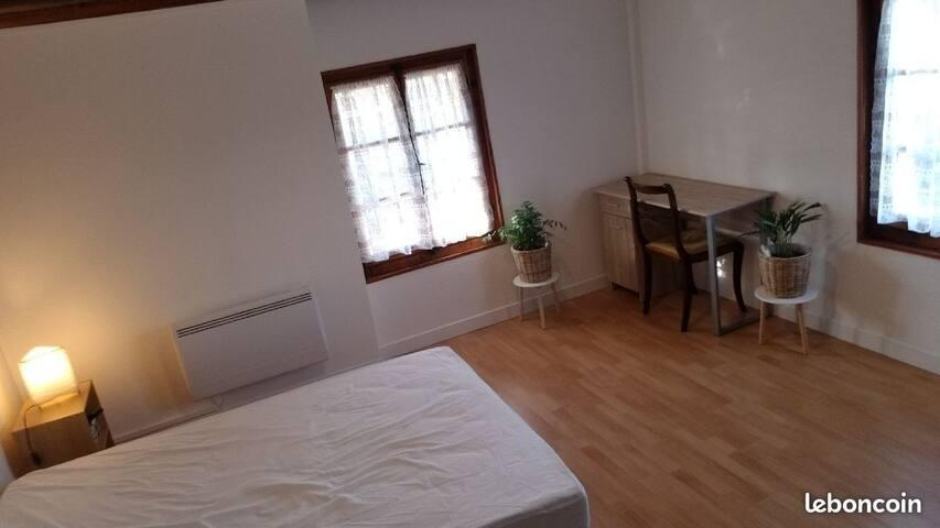 Chambre de 16m2 dans une maison p