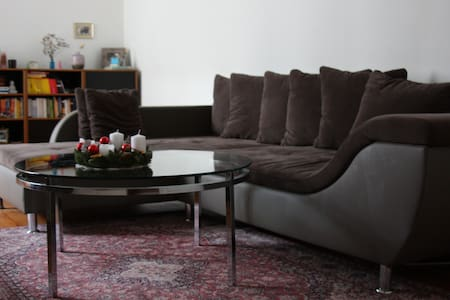 Delightfully Spacious Apartment in Schöneberg - กรุงเบอร์ลิน - อพาร์ทเมนท์