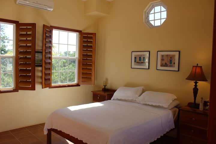The Crimson Orchid Inn, Room 9