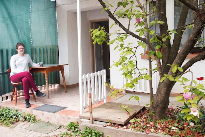 Tündi Porta - Balatonszárszó - Apartament