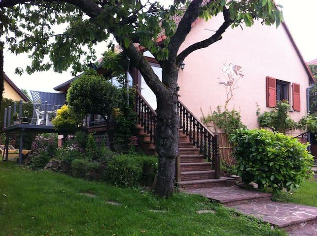 charmante maison avec spa