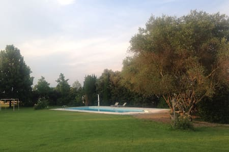 Pretty Villa with Pool and Garden - Marchesino