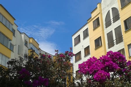 Room in apartment Manizales near El Cable - Manizales - Συγκρότημα κατοικιών