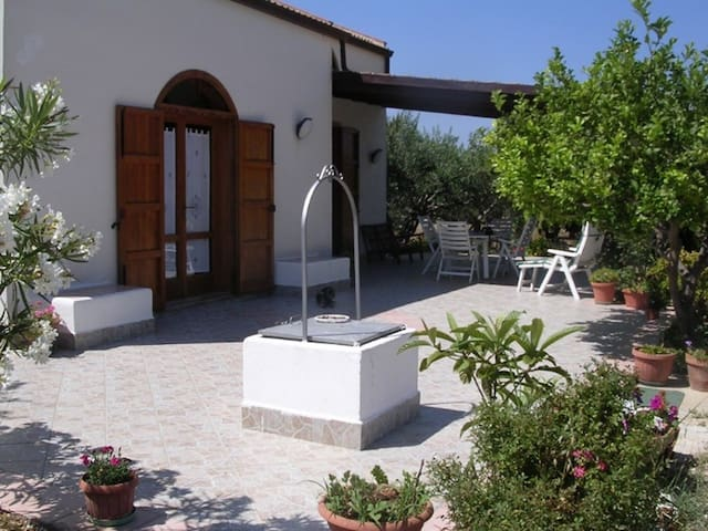 Uliveto guesthouse natural paradise - Castellammare del golfo - Inap sarapan