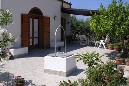 Uliveto guesthouse natural paradise - Castellammare del golfo - ที่พักพร้อมอาหารเช้า