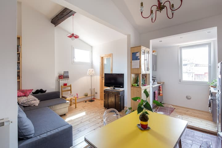 Get a loft experience in Florence!
