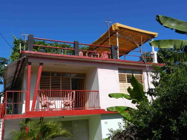 LA TERRAZA - Baracoa - House
