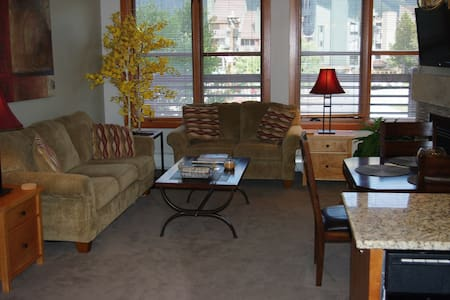 Ski condo with a great location at Copper Mountain - Copper Mountain - 公寓
