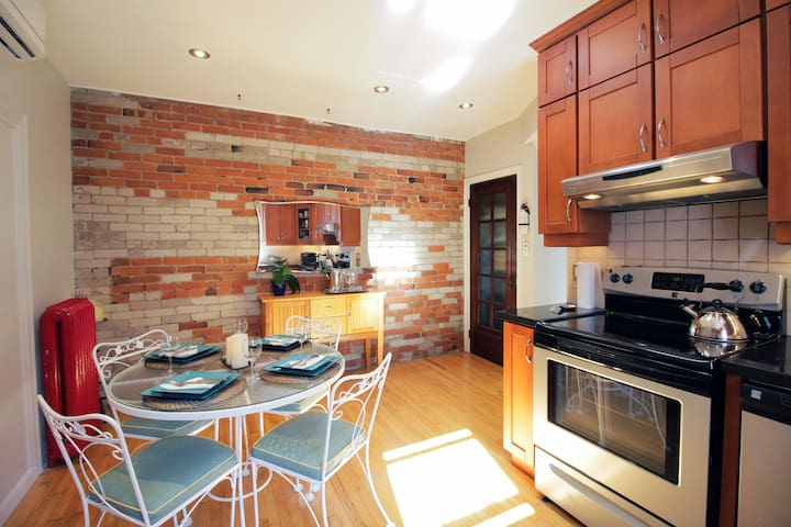 Cozy 2 Bedroom situated in trendy Downtown Toronto