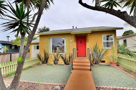 Beach Cottage with SO MUCH CHARM! - San Diego - Haus
