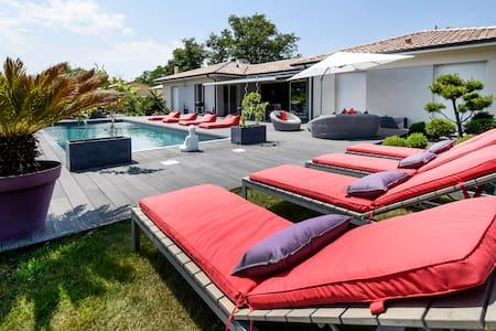 South villa close Bordeaux Arcachon - Saucats