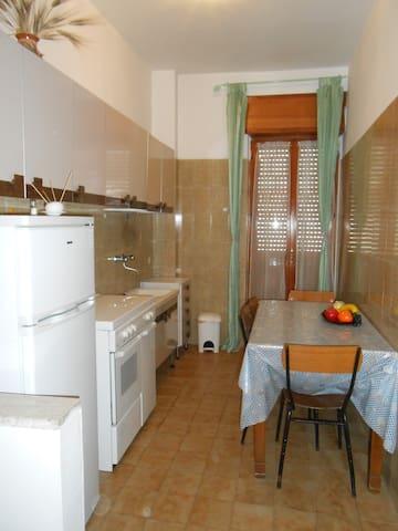Appartamento Le Castella vacanze estive - Le Castella - Apartament