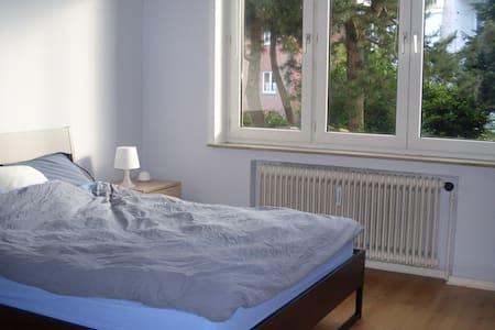 Chambre 2 personnes BXL au calme - Auderghem - Byt