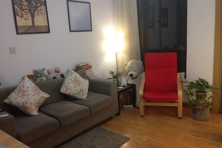 Cozy Room and Adventures with Interesting People - Shanghai - Lägenhet