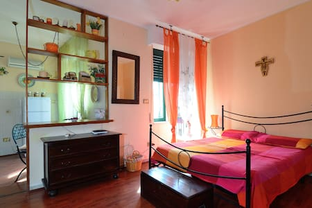 Orange House-inner city of Taormina - Taormina - Apartamento