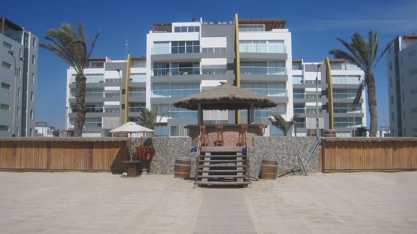 Ocean view apartment-Paracas Peru - Paracas - Huoneisto