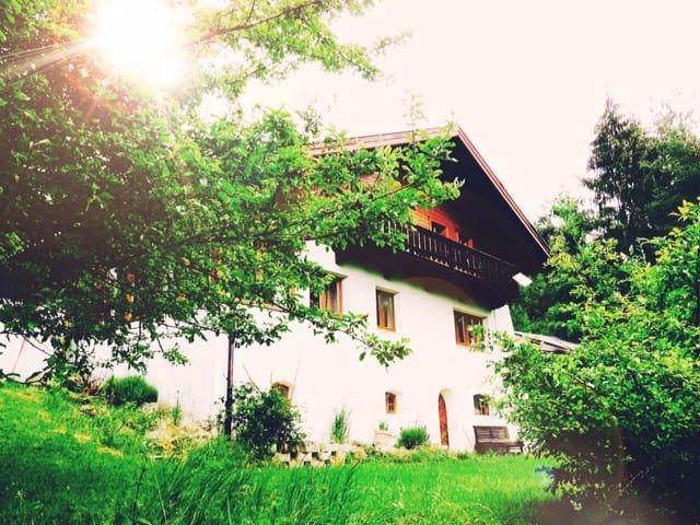 Isabella´s Waldhäusl - Neu-Terfens - Σπίτι