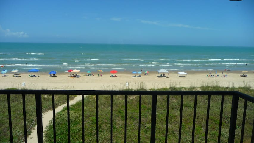 Balcony Beach view #1
