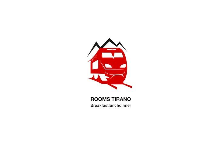 ROOMS & BREAKFAST TIRANO a25mtTRENINOROSSO BEREX.4