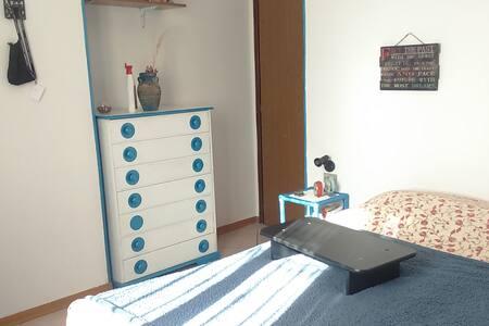 appartamento con terrazzo in centro a ospedaletti - Ospedaletti - Apartment
