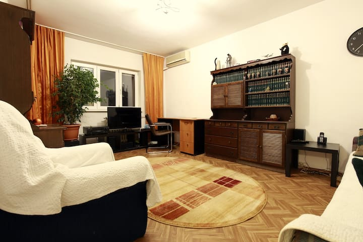 3 rooms Baneasa Apartment Bucharest