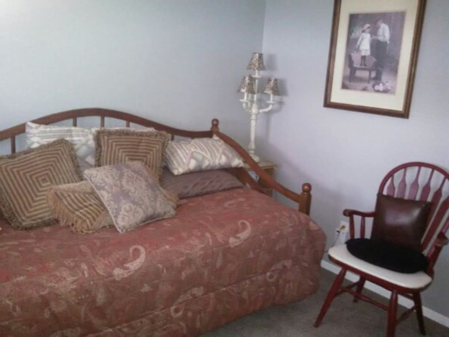 Bedroom 3, Trundle Day Bed or 2 Singles