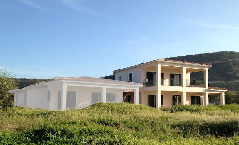Beach house by the sea,137m2, 3 bedrooms,6people