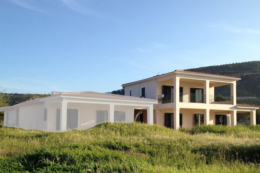 Beach House By The Sea 137m2 3 Bedrooms 6people Vacation Homes For Rent In