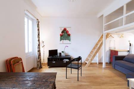 Appart au coeur de la ville - Marseille - Apartment