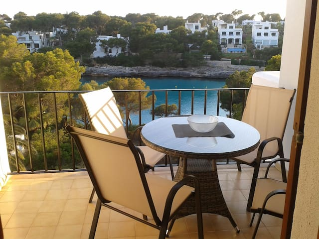APARTAMENTO CON VISTAS AL MAR - Cala D'or - Apartment