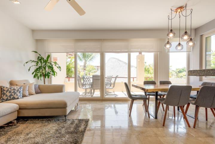 Luxury apartment in El Tigre Nuevo Vallarta