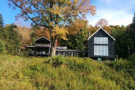 Delaware River House. - Equinunk - Rumah