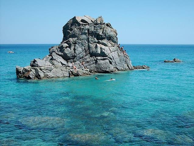 Grazioso appartamento 100mt dal mare