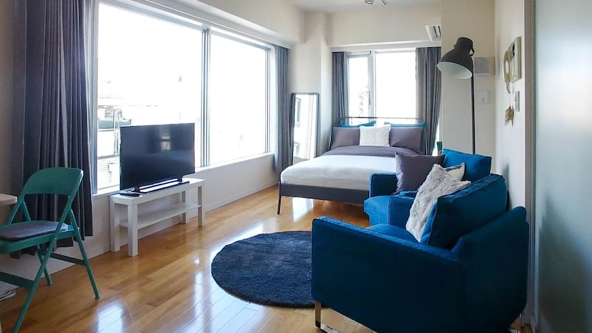 5min Shibuya st New Luxury Apartment