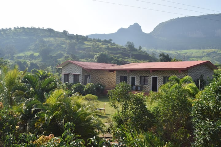Atharva Farms - Village getaway amidst hills