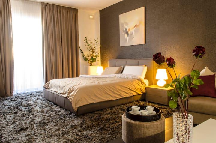 Luxury Mediterranean Penthouse