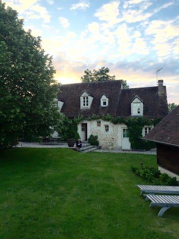 Jolie propriété dans le Perche - Le Mage - House